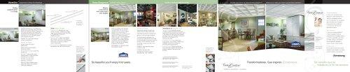 Custom Creations Brochure