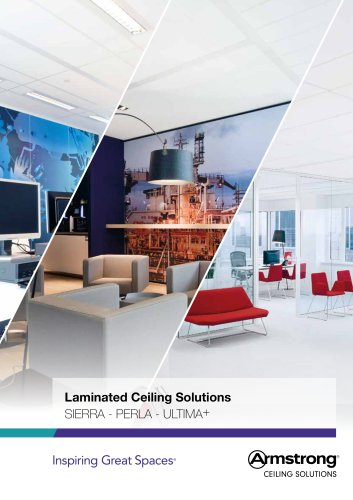 Laminated Ceiling Solutions