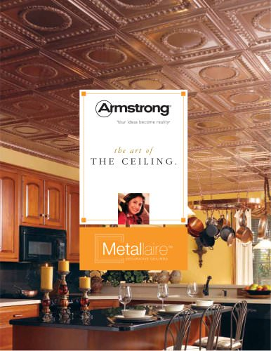 Metallaire Ceilings