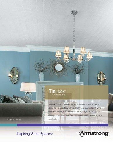 TinLook Decorative Ceiling Tiles