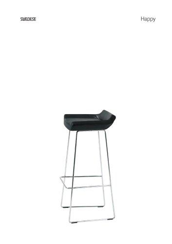 Happy bar stool