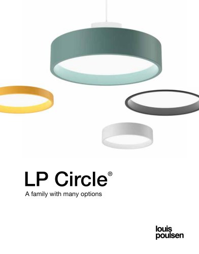 LP Circle - new colours