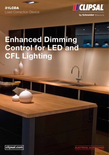 Enhanced Dimming Control for LED and CFL Lighting,