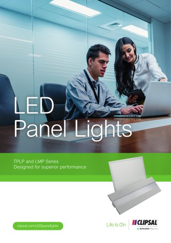 LED Panel Lights - TPLP and LMP Series designed for superior performance, 148513