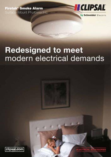 Redesigned to meet modern electrical demands