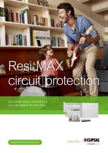 Resi MAX circuit protection, 141178