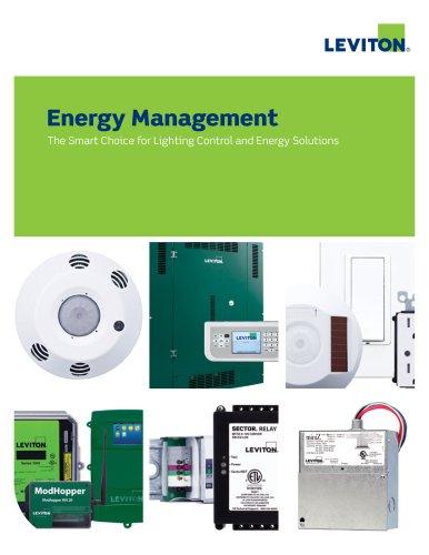 Catalog - Energy Management