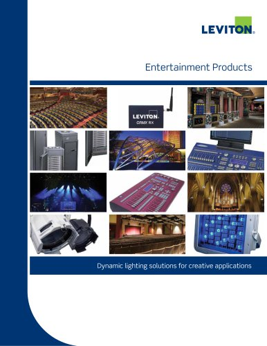 Entertainment Products