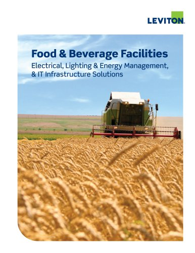 Food & Beverages Solutions