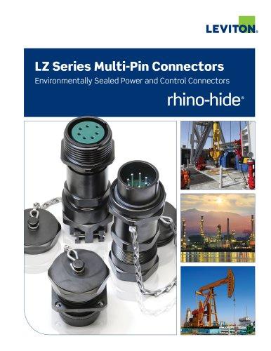 Rhino-Hide Multi-Pin Connectors