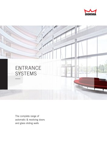 ENTRANCE SYSTEMS
