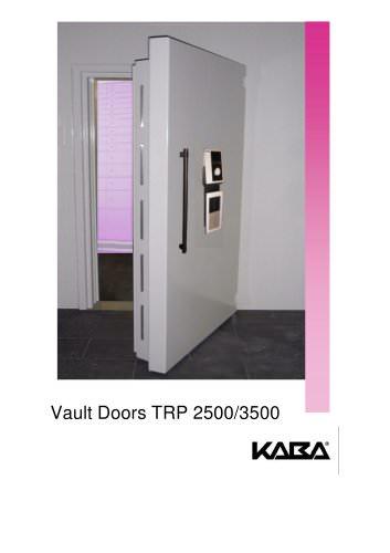 Vault Doors TRP 2500/3500