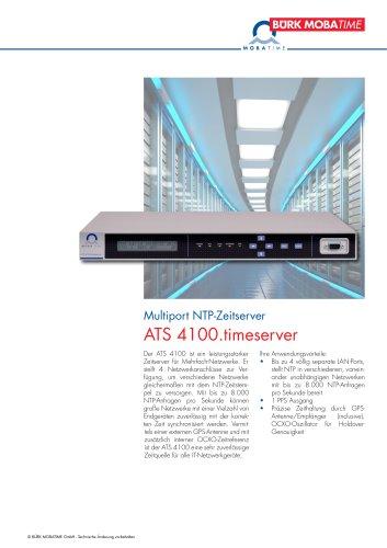 ATS 4100.timeserver