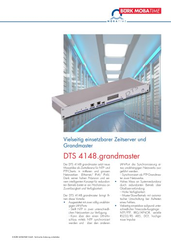 DTS 4148.grandmaster