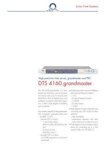 DTS 4160.grandmaster