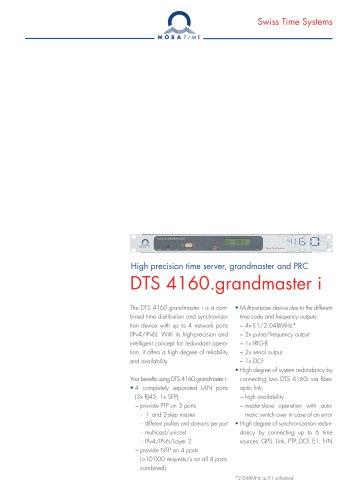 DTS 4160.grandmaster i