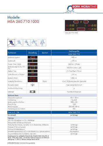 MSA 260.710-1000