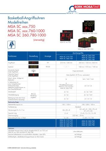 MSA SC xxx.750