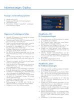 Photovoltaik-Anzeigen Modellreihe DSI/DSO - 2