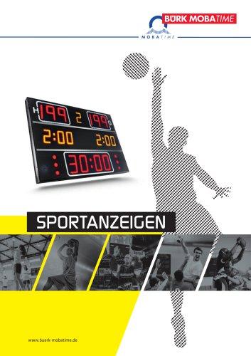 Sportanzeigen