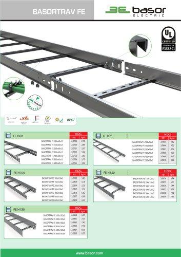 BASORTRAV FE Ladder tray