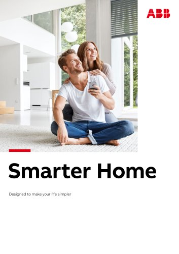 Smarter Home Designed to make your life simpler