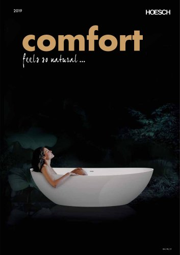Comfort feels so natural