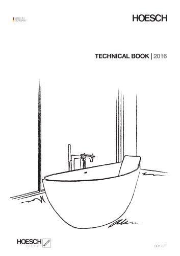 TECHNICAL BOOK   2016