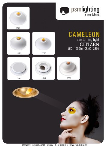 CAMELEON CITIZEN