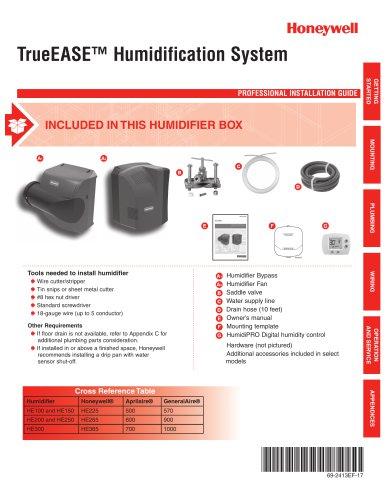 TrueEASE™ Humidification System