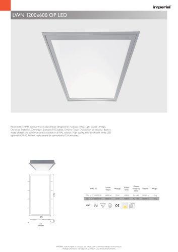 LWN 1200x600 OP LED