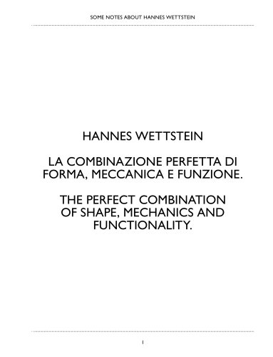 SOME NOTE ABOUT HANNE