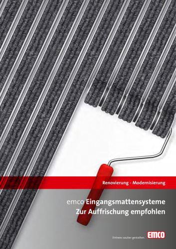 emco Renovierung und Modernisierung