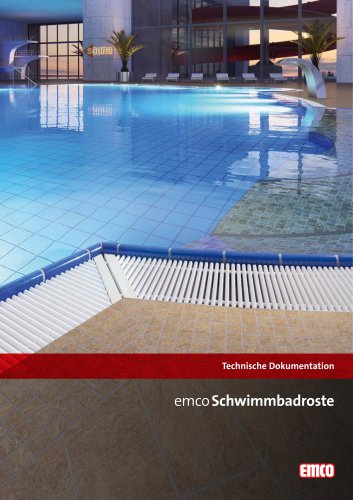 emco Schwimmbadroste