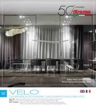 Catalogue Velo, Sliding Doors
