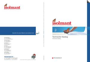 CATALOGUE ISOLMANT