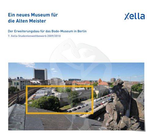 Ein neues Museum für  die Alten Meister