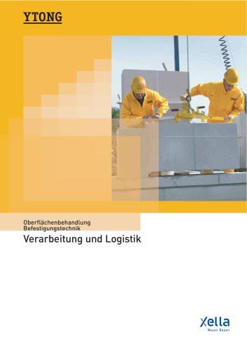 Verarbeitung und Logistik