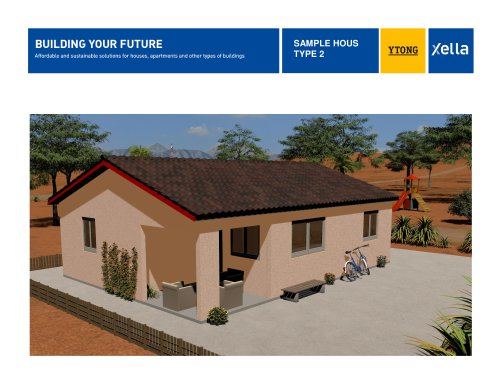 Xella Building Solutions - Sample House 2