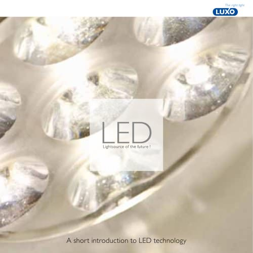 LED - Lightsource of the Future Brochure