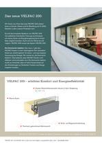 Das neu VELFAC 200i - 2