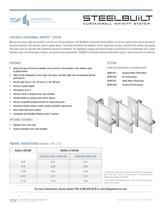 Steelbuilt Curtainwall infinity