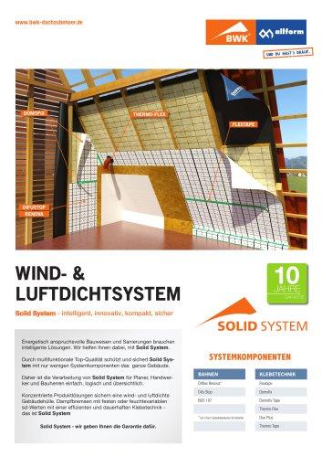 Solidsystem - Prospekt