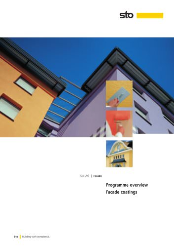 Sto Facade Coatings