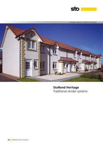 StoRend Heritage