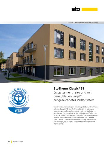 StoTherm Classic® S1