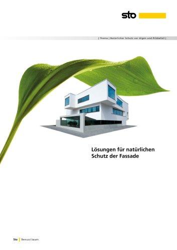 Themenbroschüre - Fassadensysteme