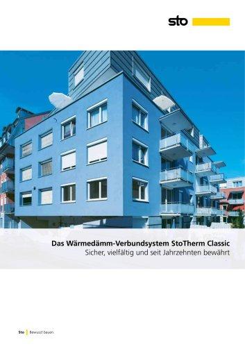 Das Wärmedämm-Verbundsystem StoTherm Classic®