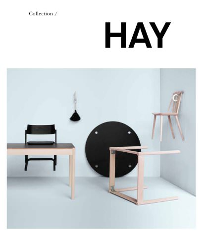 Hay catalogue 2013 2nd edition
