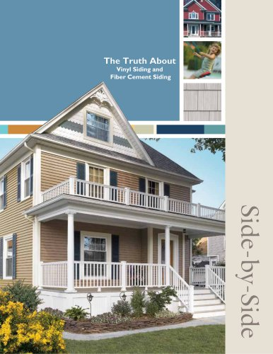 The Truth About Vinyl Siding and  Fiber Cement Siding